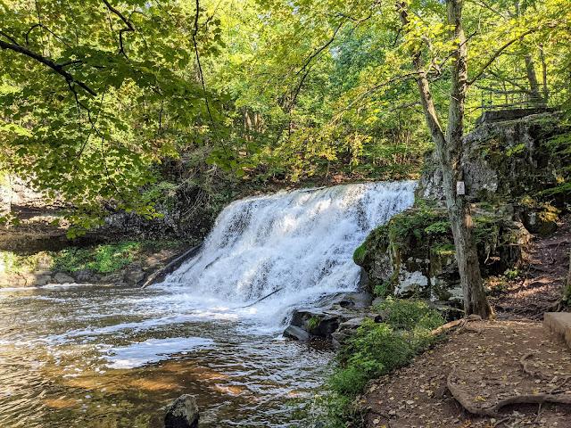 Big Falls - Wadsworth Falls