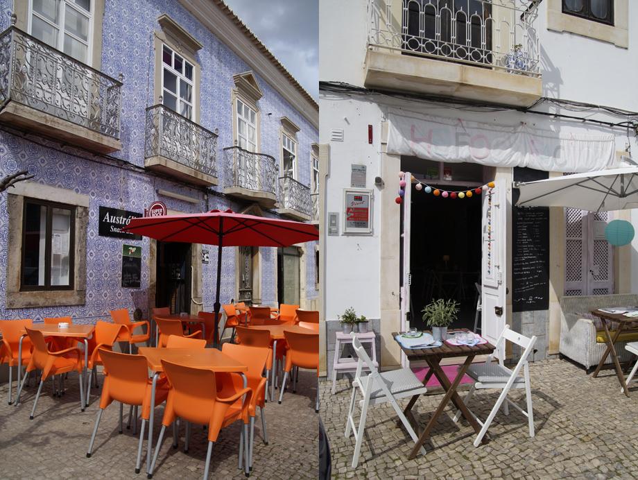 Ynas Reise Blog | Portugal | Taviras kleine Gassen