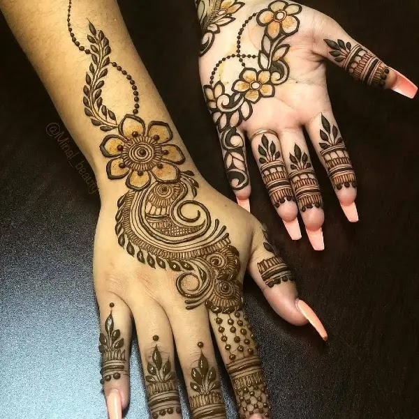 mehandi-design-for-brides