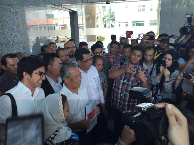 Ahli UMNO Sokong Parti Baru Perlu Keluar Parti