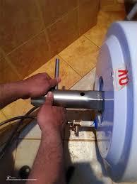 صيانة سخان الماء