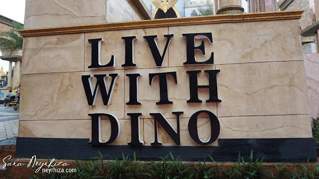 REVIEW DI Dino Park Jatim Park 3 Batu Malang