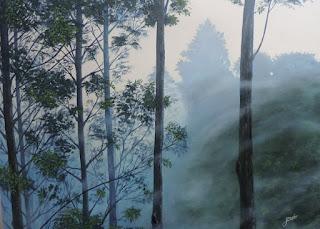 Jorge Marin Pintores-paisajistas-Colombianos
