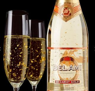 Belami gold wine22K