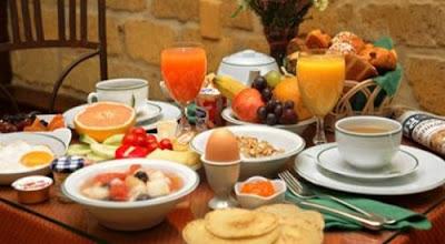 Menu Sehat Untuk Berbuka Puasa Di Bulan Suci Ramadhan