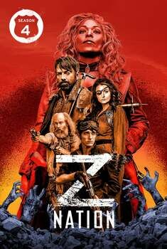 Z Nation 4ª Temporada Torrent – BluRay 720p Dual Áudio