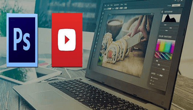 Here are the top 4 famous foreign channels on YouTube for the year 2018 to learn Photoshop lessons