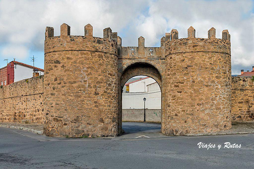 Puerta del Ahorcado, El Barco de Ávila