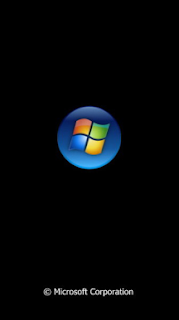 Windows Vista boot logo