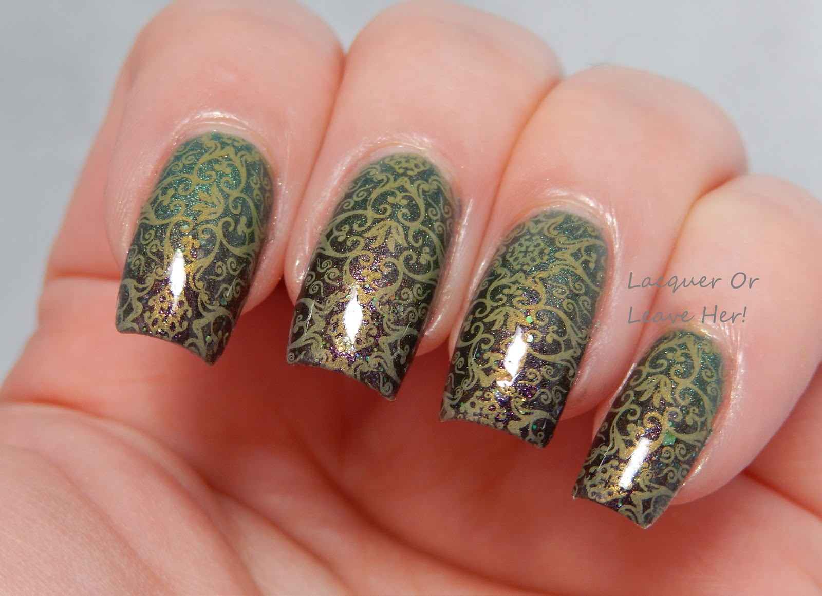 Lacquer or Leave Her!: Review: It Girl Nail Art IG-105 and ...