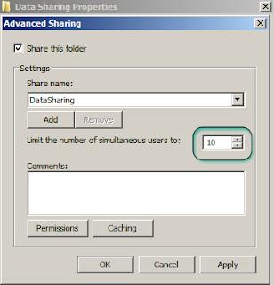 Limit Access Folder