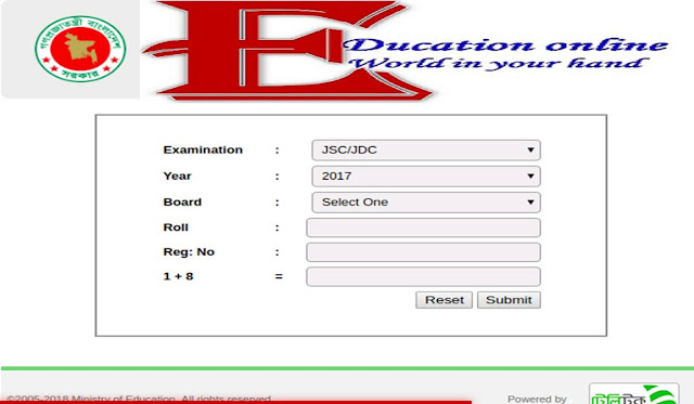 JSC Result 2019 from Online with full mark-sheet Official Website is available which will aid you to examine your JSC Result 2019 Online.How to see JSC Result 2019 Education Control the Examination which powered by Education Board Bangladesh