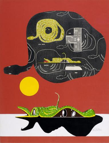 """Maison enterrée """"Serpent, Guy Rottier, Frac,"""