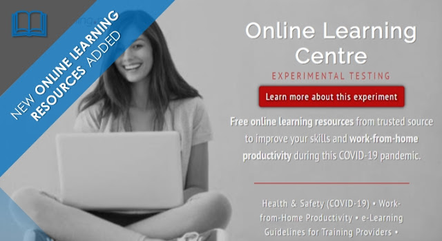 5 Free Online Learning Resources added to our e-Learning Resource Centre