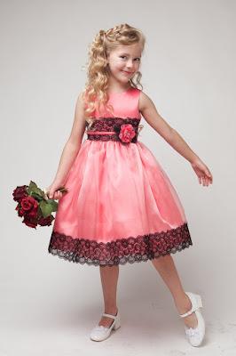 vestidos de niña para bodas