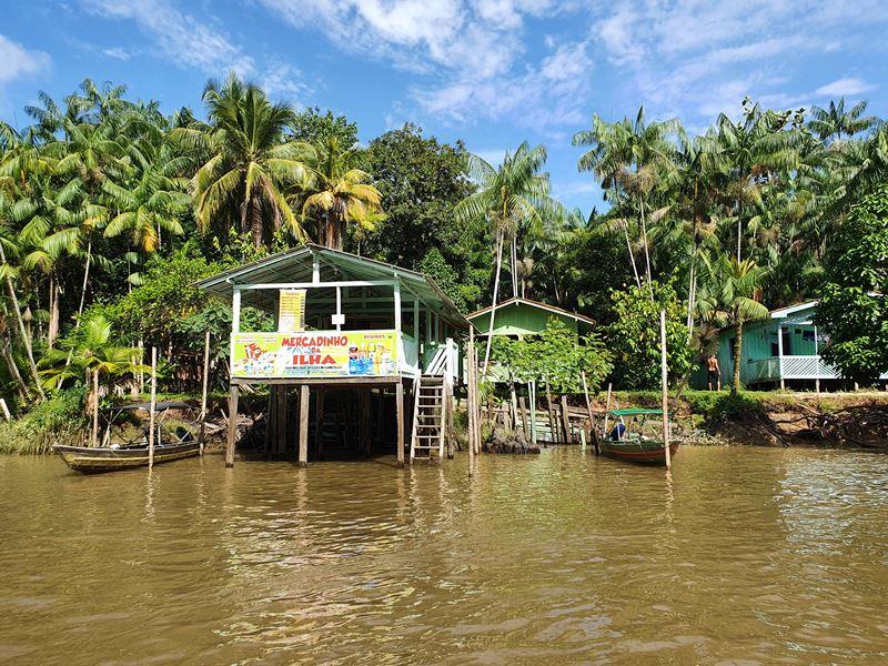 Ilha do Combu o que fazer