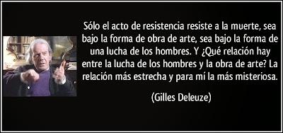 frases de Gilles Deleuze