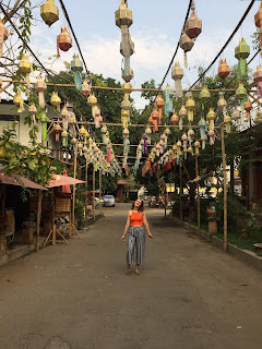 Chiang Mai Old town