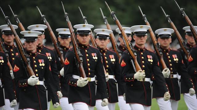 China advierte a EEUU sobre despliegue de sus marines en Taiwán