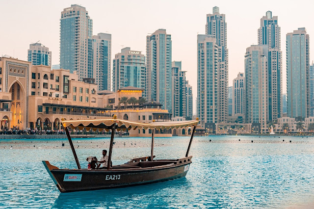 Take a tour of Dubai this year, in a slightly different way