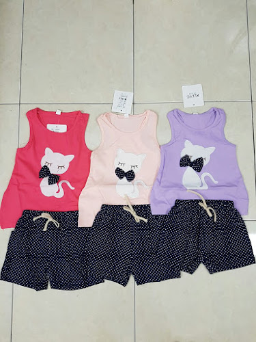 supplier baju anak merk gw grosir pakaian anak wanita