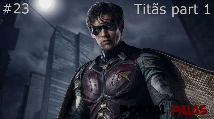 Titãs 1° temporada