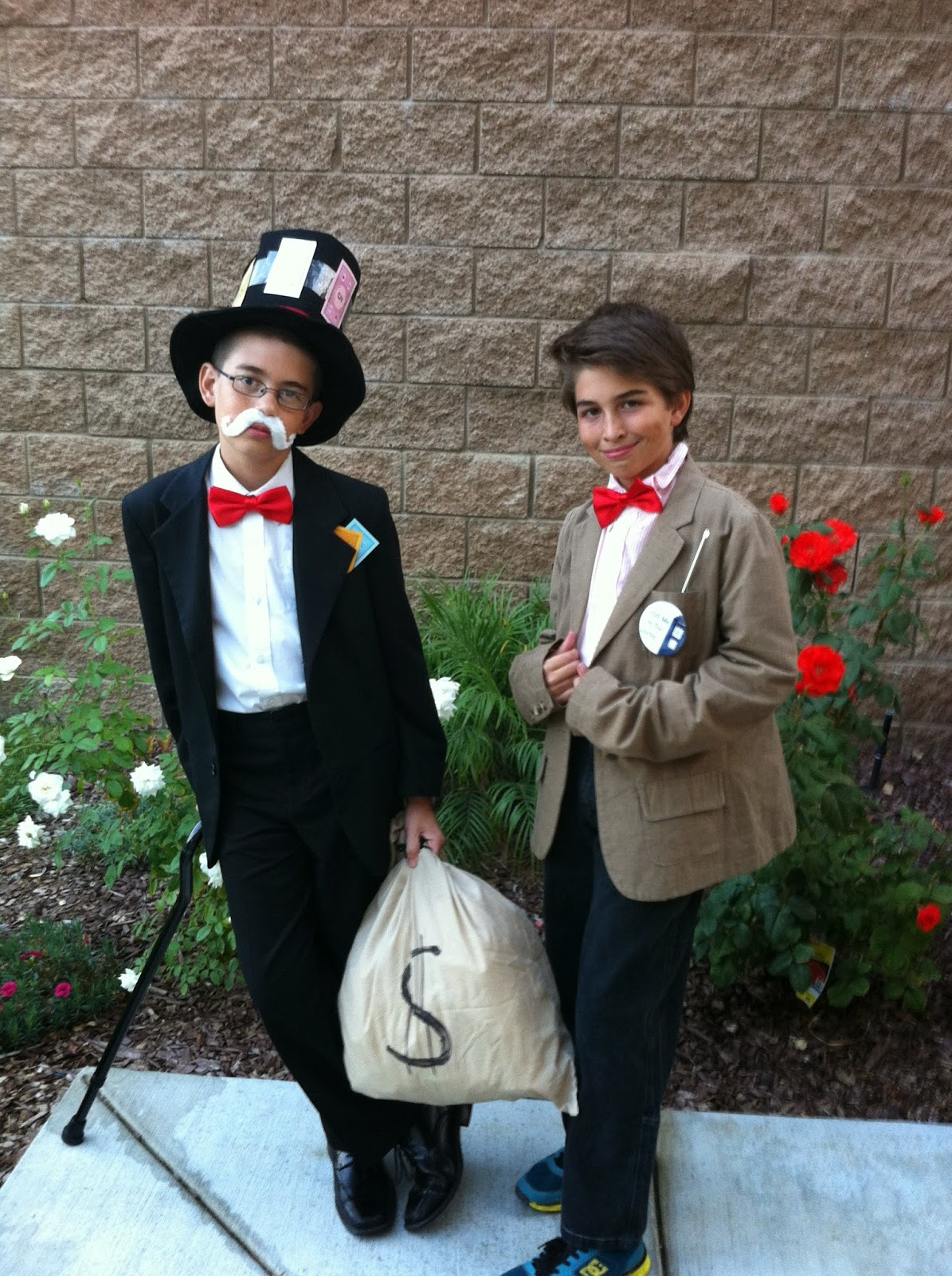 Monopoly Halloween Costume Ideas