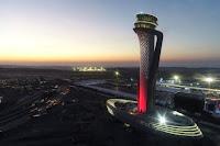 torre di controllo aeroporto istanbul by pininfarina