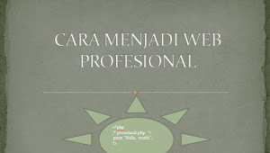 how to become a professional web/ как стать профессиональным вебом