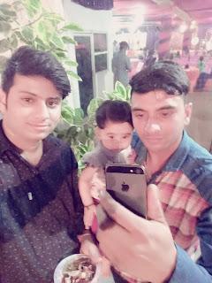 Shubham Verma And Shainty Thakur