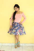 Janani Iyyer in Skirt ~  Exclusive 033.JPG