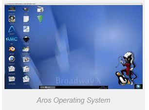 Aros operating system (Aros)