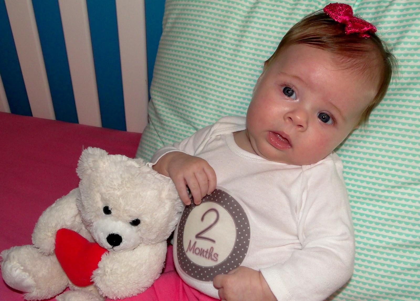 Britt ~ Two Months Old!