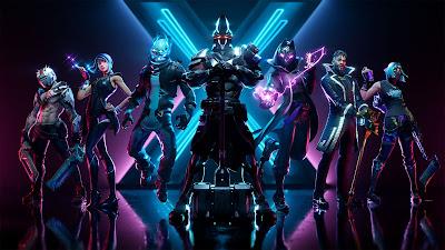 Fortnite X season, Fortnite Season X, Fortnite Season X adds, Fortnite Season X adds Titanfall Style Mechs, Fortnite Season alternative dimensions, Fortnite, gaming, Season X, Fortnite X,