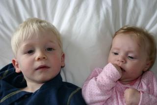 Charlie & Evie