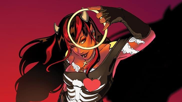 MGM снимет экранизацию комикса Mercy Sparx про дьяволицу, работающую на ангелов