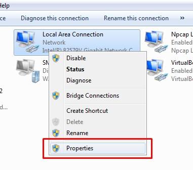 Cara Setting Koneksi Windows Agar Bisa Buka Website yang diblokir