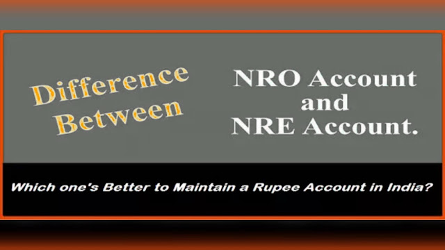 NRO vs NRE Account: What's The Difference and Which is Better 2022 in Hindi?