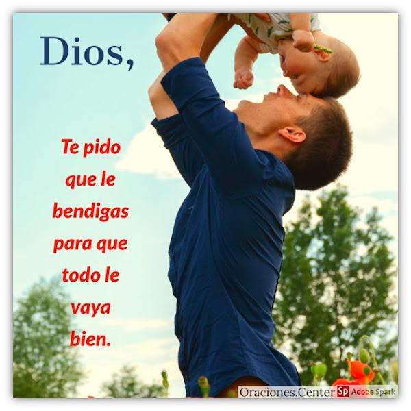 Oración para mi Papá