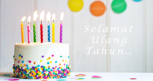 30 Ucapan Selamat Ulang Tahun Untuk Saudara Seo Gereggi