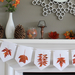 easy leaf art projects