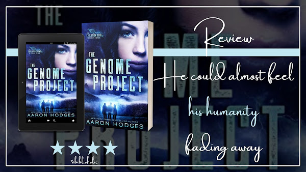 The Genome Project by Aaron Hodges book review image