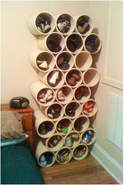 cómo hacer un mueble para zapatos sin madera