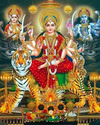 Durga Maa Photo