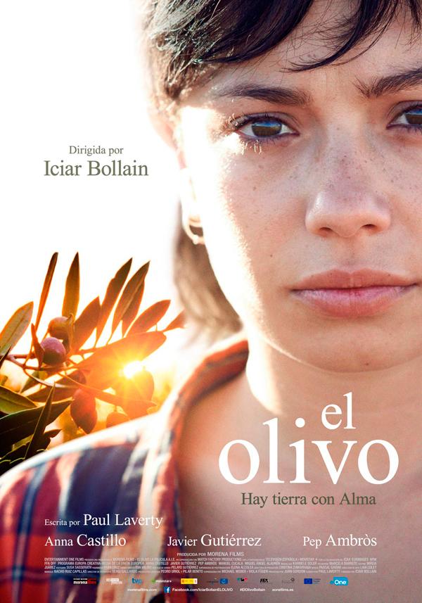 Cartel El olivo