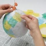 Paper Egg Diorama - Step 2