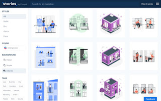 una colección de conceptos ilustrados gratuitos
