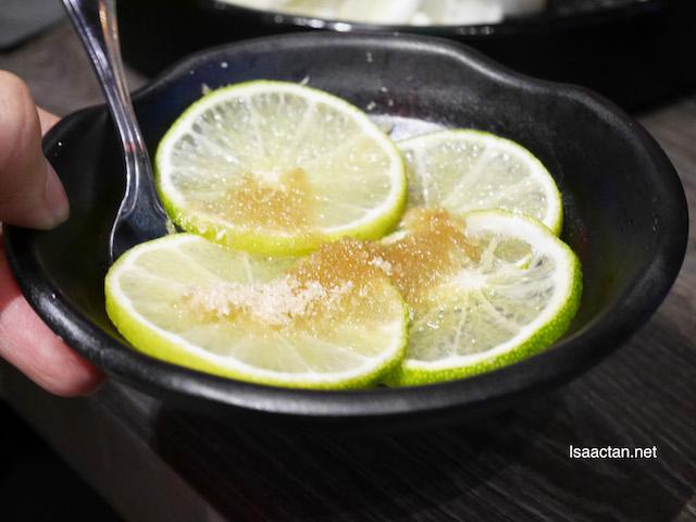 Sweet Lemon Slice