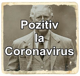 printul charles pozitiv la infectia cu coronavirus