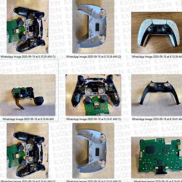 بالصور تفكيك ذراع التحكم DualSense لجهاز PS5 بالكامل و الكشف عن قطعها